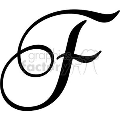 monogrammed f vector clip art image 394817 - EPS, SVG, AI ... Girl Soccer Silhouette Clip Art