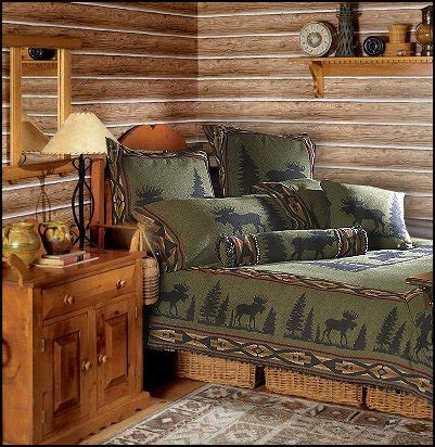 Lodge Bedroom Decorating Ideas by Decorating Theme Bedrooms Maries Manor Log Cabin