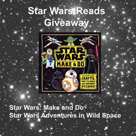Star Wars Giveaway - star wars reads book reviews and giveaway jacintaz3