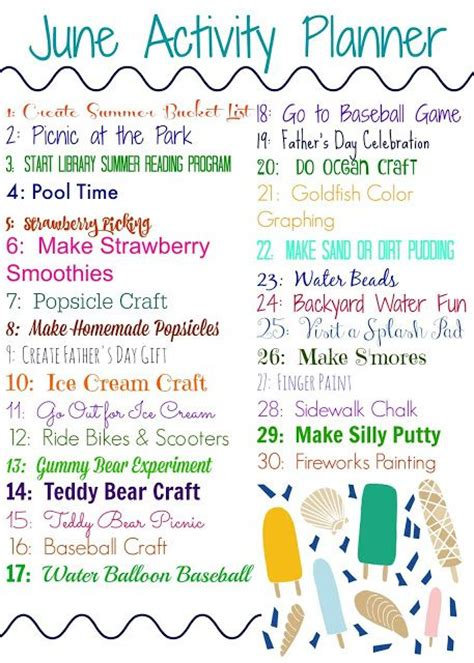 summer themed events 23 best images about kid activities june on pinterest