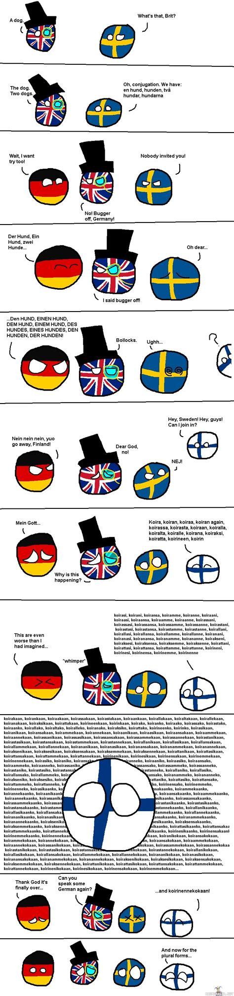 Finnish Meme - koira sanan erimuodot