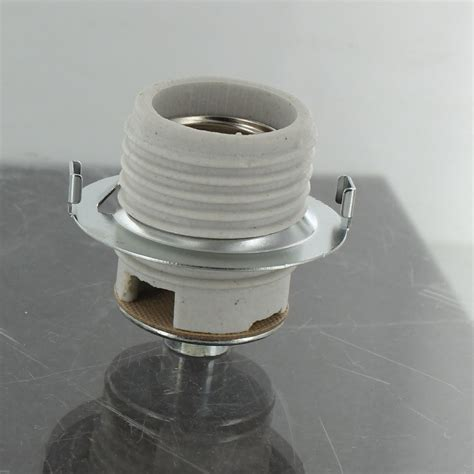 threaded light socket ring l parts lighting parts chandelier parts e 26 base