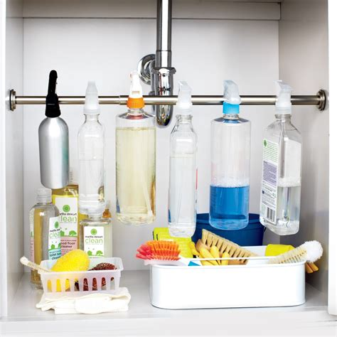 organizing the kitchen sink 40 organization and storage hacks for small kitchens