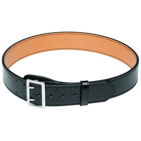 lawpro sam browne hi gloss leather duty belt