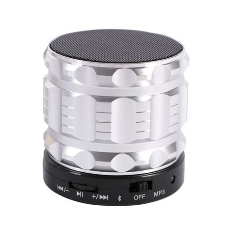 Speaker Portable Mini Aluminium G U Support Micro Sd Termurah 31 2016 portable mini bluetooth speakers metal steel wireless smart free speaker with fm