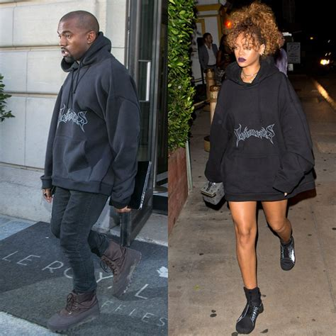 Gc 6048 Leathe Brown R List For rihanna and kanye west in the vetements hoodie vogue