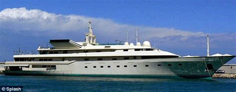 how much is the biggest boat in the world roman abramovich s 1bn yacht can t dock because saudi