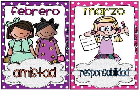 imagenes que representan valores familiares los valores por cada mes star leyva educaci 243 n