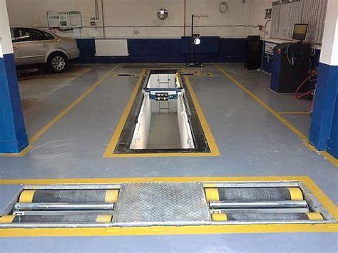 pit installation installations garage equipment