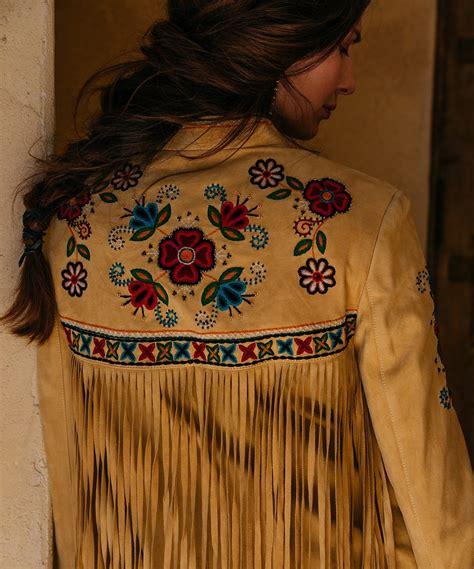 cuero en quechua quechua craft jacket double d ranch spring 2016
