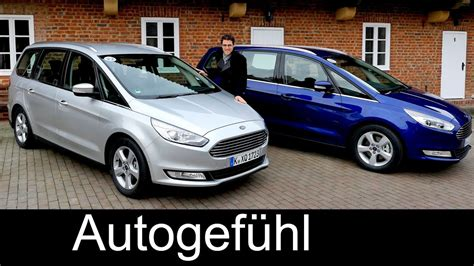 ford galaxy full review  ford  max comparison test driven  generation  youtube