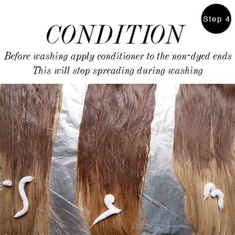 how to do ombre step by step how to do ombre hair step by step diy red ombre hair