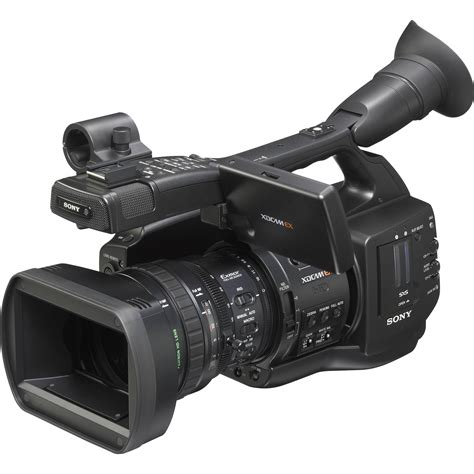 full hd video latest sony pmw ex1r xdcam ex full hd camcorder pmw ex1r 3 b h photo
