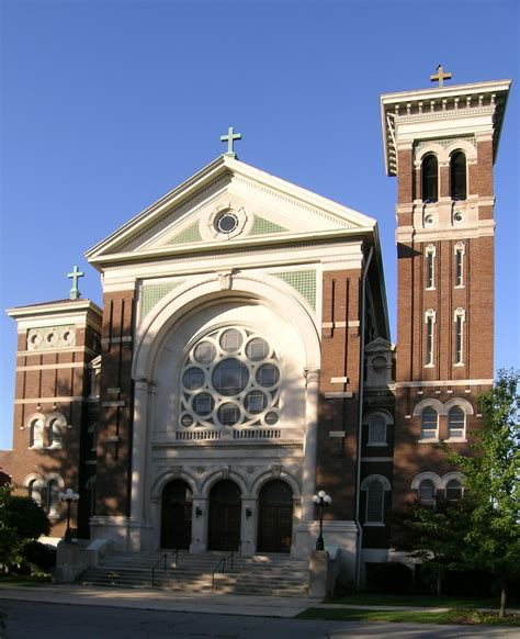 st catholic church st charles borromeo catholic church detroit