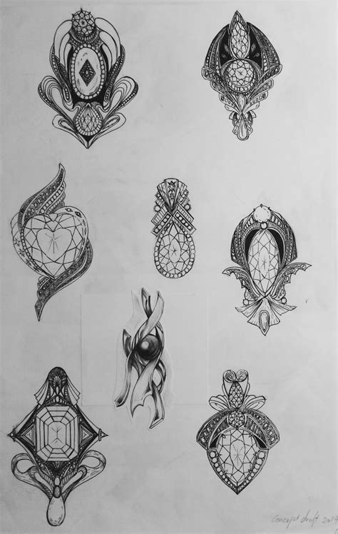 Drawing Awards 2017 2017 jewlery drawings awards submissions gem rock auctions