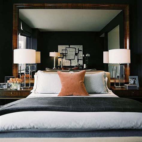 mirror as headboard 21 ideas for home decorating with mirrors