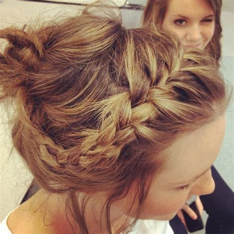 braided hairstyles messy braided messy updo hairstyles how to