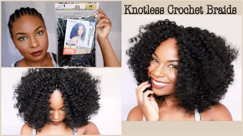 who in houston texas does crouchet hair quick simple crochet braids knotless method youtube