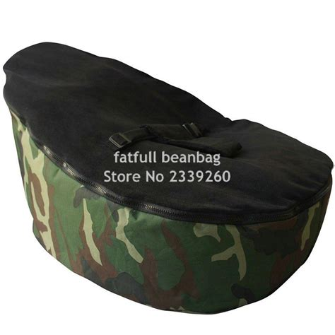 snuggle bean bag cover only no fillings camouflage baby bean bag chair