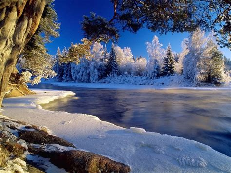 Winter Achtergronden | HD Wallpapers 3d Wallpaper For Winter