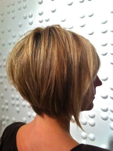 Bob Layered Hairstyles Front And Back View | short layered bob hairstyles front and back view