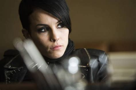 dragon tattoo noomi rapace 10 exceptional female characters in movies