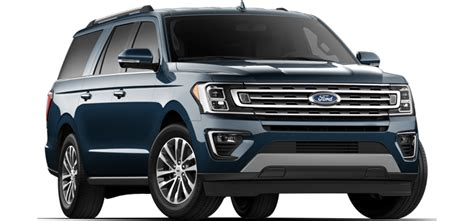 ford expedition limited max  door wd suv options