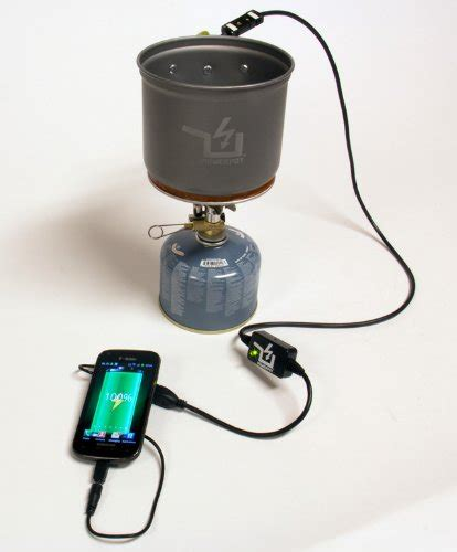 Powerpot V Thermoelectric Generator Pot the powerpot v the reliable thermoelectric cing and