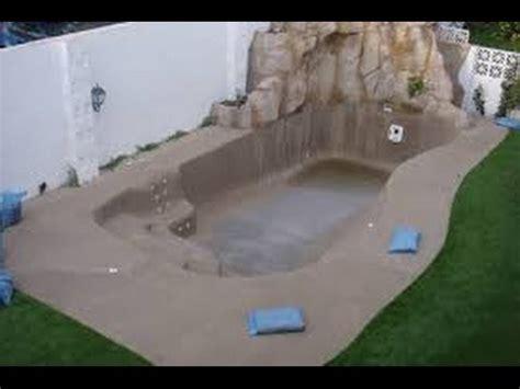 piscina de arena compactada
