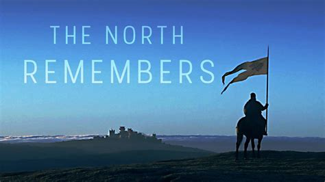 the north got house stark the north remembers youtube