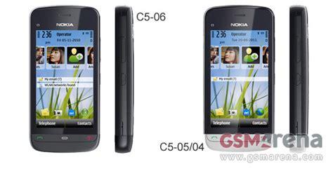 Hp Nokia Wifi nokia c5 05 dan nokia c5 06 dua symbian touchscreen