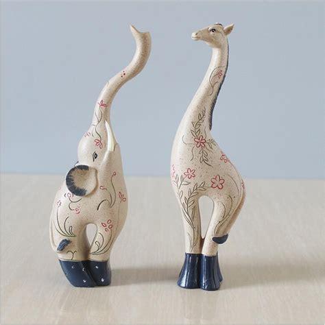online get cheap resin deer figurines aliexpress com