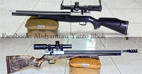Senter Led Innova lib lib asesories senapan dan perlengkapan outdoor