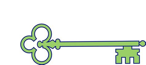 Key Outline Clip Free by Skeleton Key Clipart Outline Clipartxtras
