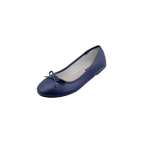 navy flat shoes womens 18 units of s ballet flats navy color only at