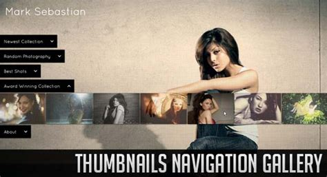 tutorial jquery image gallery thumbnails navigation gallery with jquery