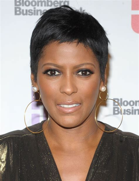 msnbcs tamron hall debuts in new lean forward ad tamara hall new hair style hall bloomberg 50 awards in new