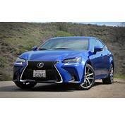 2016 Lexus GS350 F Sport Test  Review Car And Driver