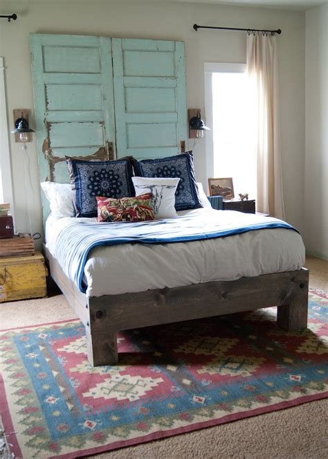 Master Bedroom Upgrades Upgrade Your Bed With These 6 Diy Headboards Huffpost