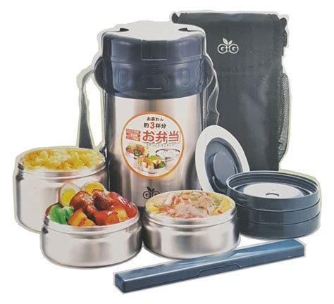 Mangkok Plastik Lunch Box gig stainless steel vacuum lunch box with ss containers