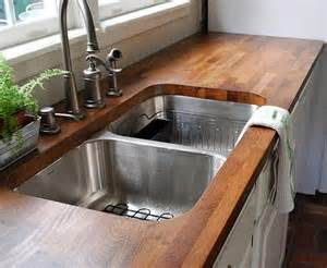 diy kitchen countertop ideas diy butcher block