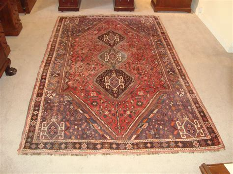 desk rug fine quality qashqai persian rug dorking desks