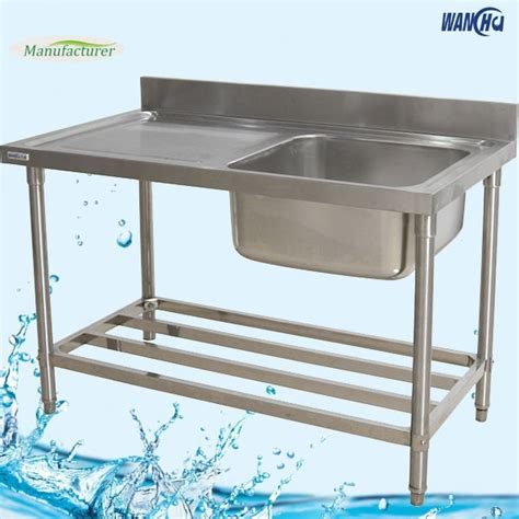 stainless steel sink bench stainless steel malaysia kitchen sink with table china