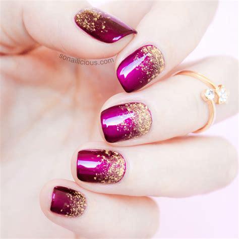 nail art glitter tips tutorial 2 genius tips for a perfect glitter gradient tutorial