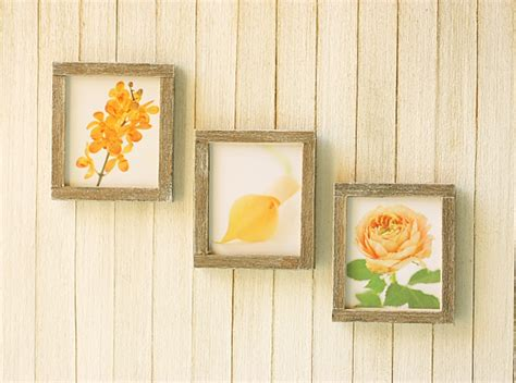 printable dollhouse wall art dollhouse wall art in 112 dollhouse miniature scale set 2