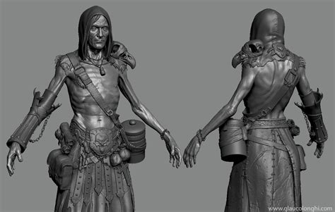 souvenirs from gdc 2016 allegorithmic bloody necromancer glauco longhi