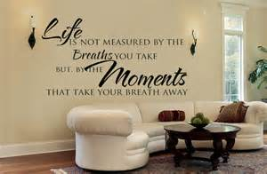 Living Room Sticker Quotes Living Room Wall Decals Inspirational Quote