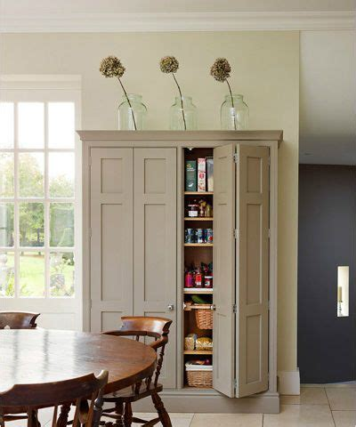 freistehende pantry astonishing classic kitchens interior design
