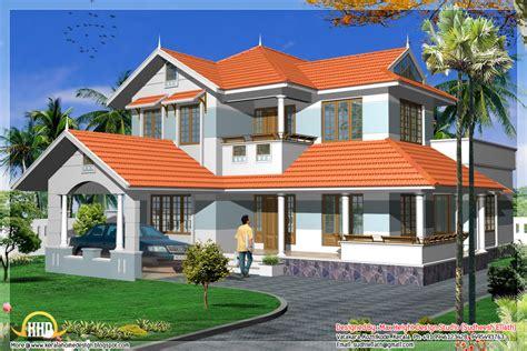 sqft kerala style house plan kerala home design