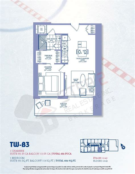 centre bell floor plan tour des canadiens condos bell centre condominiums